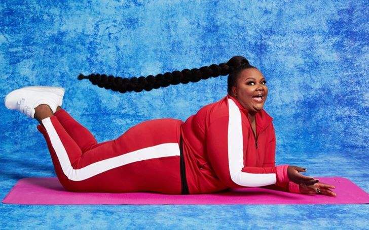 Nicole Byer is the same weight she was back in 2018.