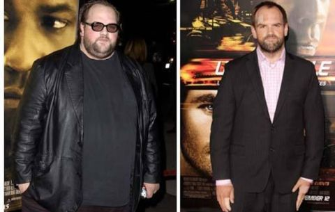 Ethan Suplee weight loss journey before and after photo.