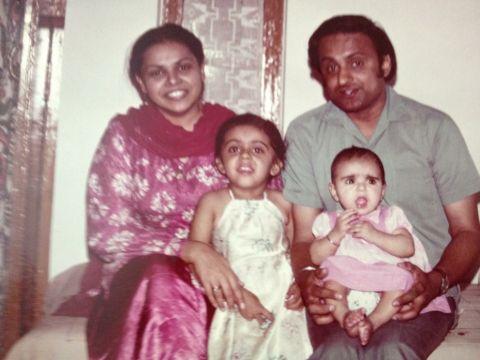 Maneet Chauhan was born in Ludhiana, India.