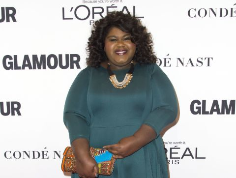 Gabourey Sidibe looks quite thinner following her Laparoscopic Bariatric surgery.